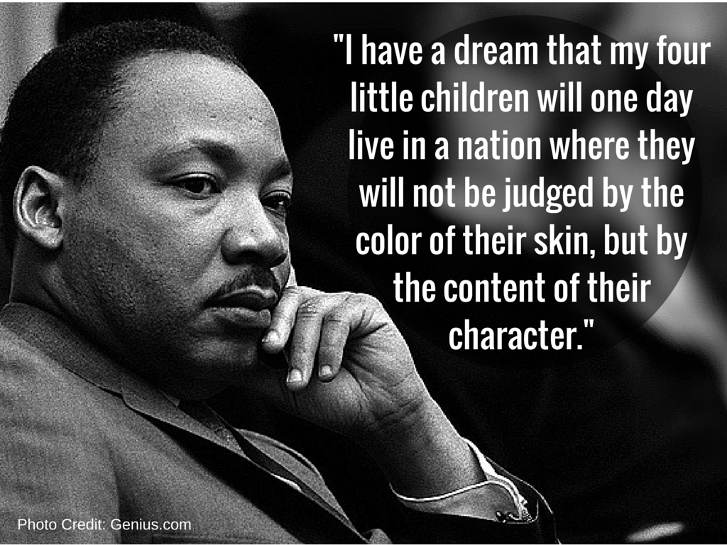 Four quotes from Dr. King that we need today! | Barb Roose